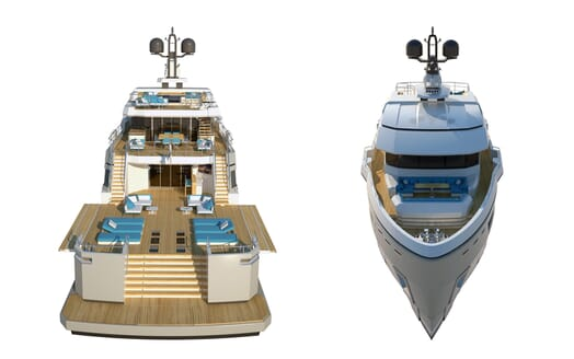 Motor Yacht Flexplorer plan