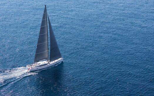 Sailing Yacht Allegro sailing