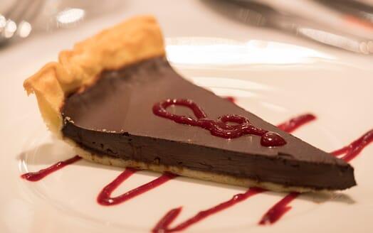 Sailing Yacht Allegro dessert