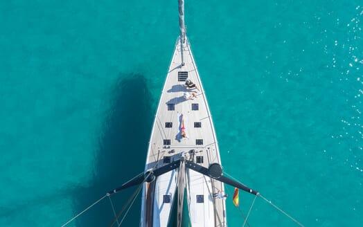Sailing Yacht Allegro exterior