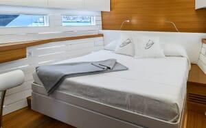 Sailing Yacht EGI4 master cabin