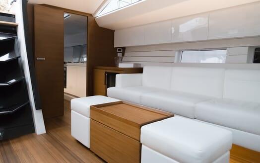 Sailing Yacht EGI4  seating area