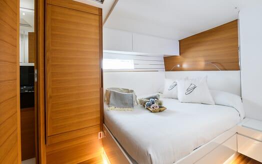 Sailing Yacht EGI4  VIP cabin