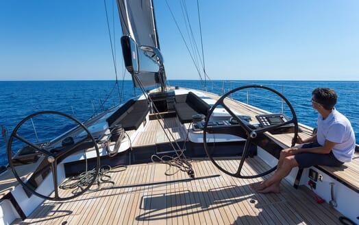 Sailing Yacht EGI4  main deck