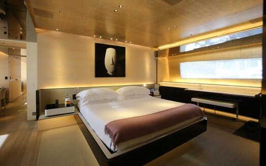 Motor Yacht Aslec 4 VIP cabin