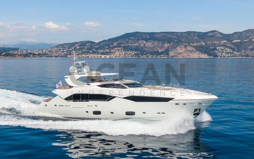 Motor Yacht MAORA Profile