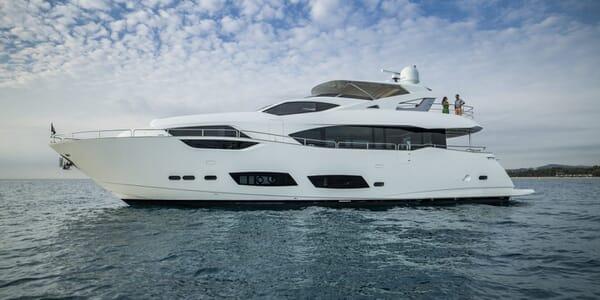 Motor Yacht Mr K