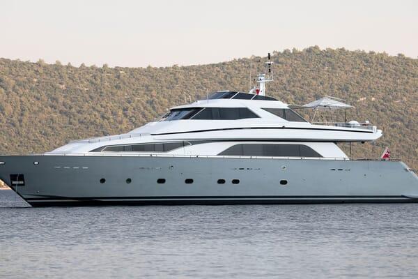 Motor Yacht Pozitron