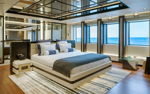 Motor Yacht ILLUSION PLUS Guest Double Stateroom
