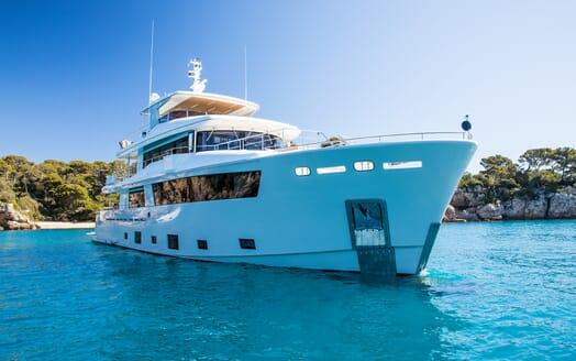 Motor Yacht Mimi La Sardine Profile