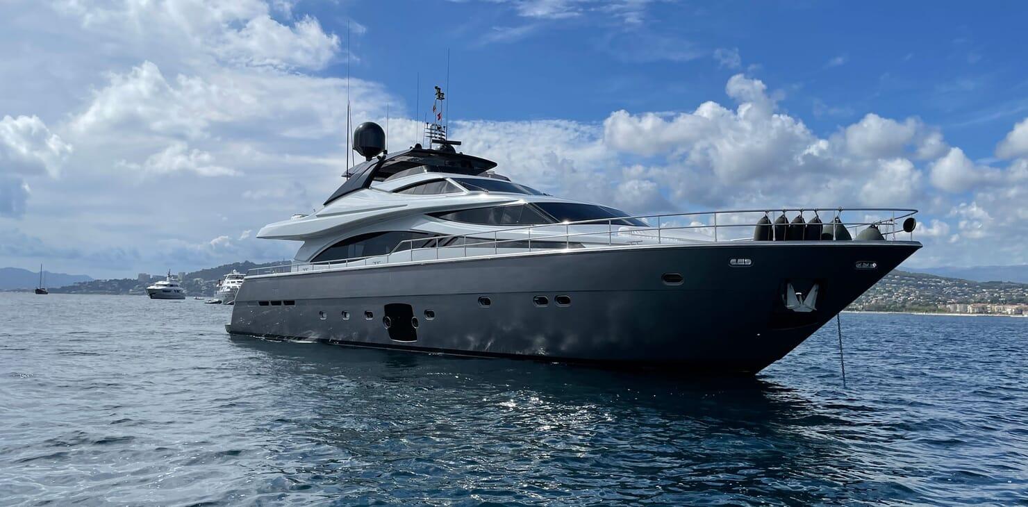 Motor Yacht MAXI BEER Profile