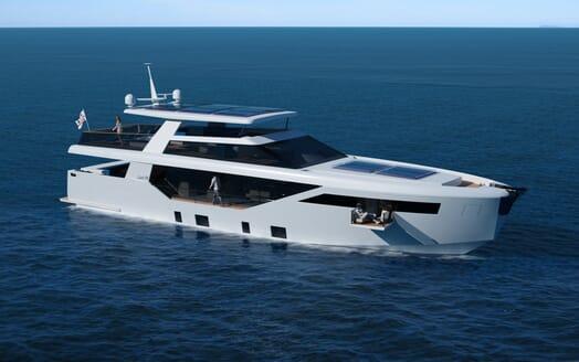 Motor Yacht LUXI95