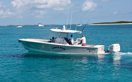 Motor Yacht Lone Star Tender