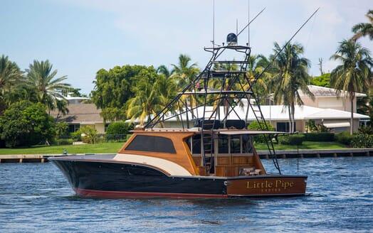 Motor Yacht Little Pipe