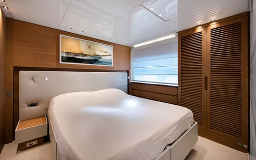 Motor Yacht EMOTION Guest Double Stateroom