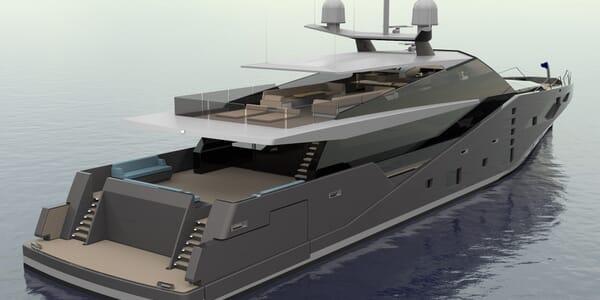 Motor Yacht Stealth