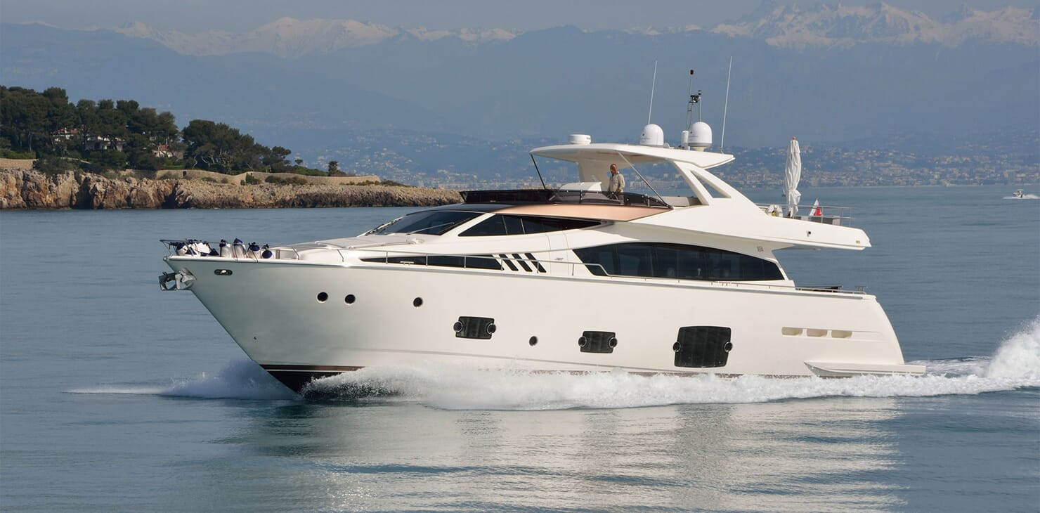 Motor Yacht JPS Profile