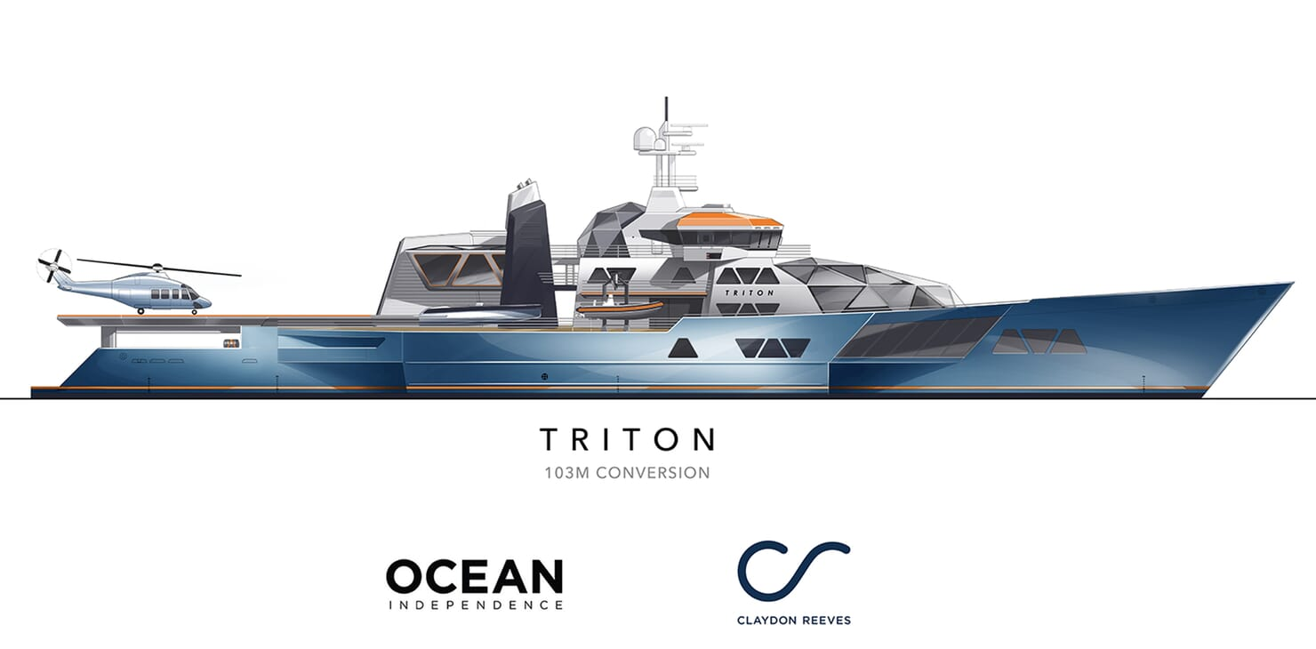 Motor Yacht Triton