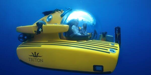 Submarine Triton