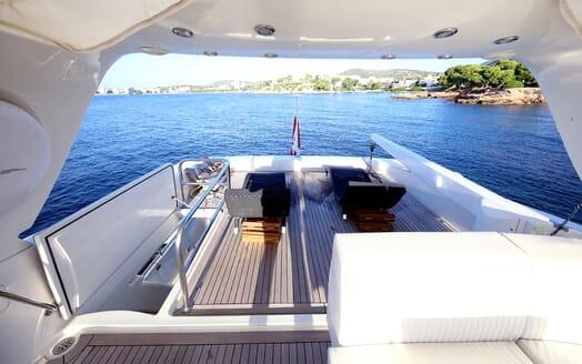 Motor Yacht Jurik exterior