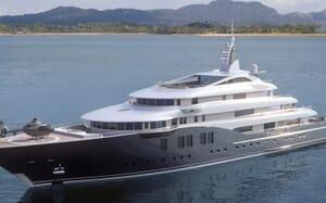Motor Yacht ICON Profile