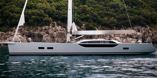 Sailing Yacht Bliss 2