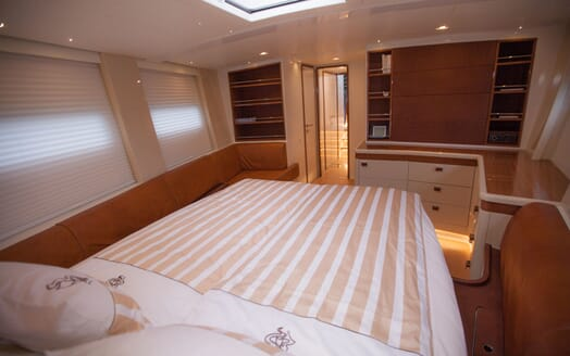 Sailing Yacht Bliss 2 double cabin