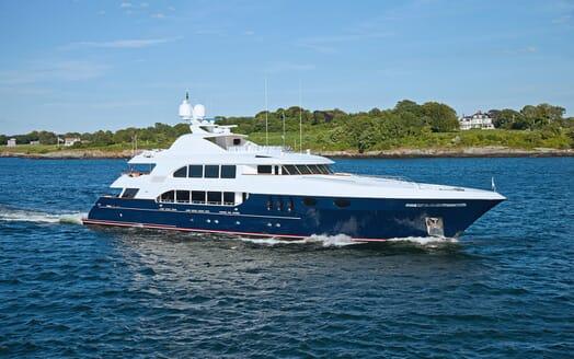 Motor Yacht ALESSANDRA Profile