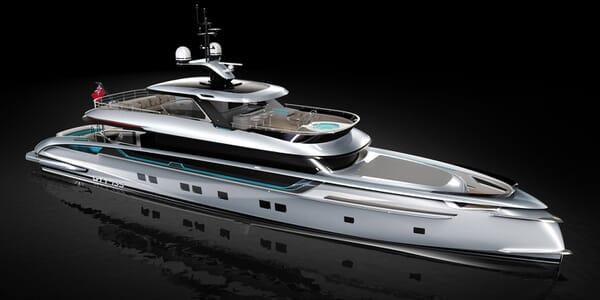 Motor Yacht Dynamiq 135 Profile