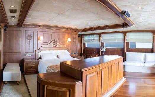 Motor Yacht ELISEA NOVA Guest Double Stateroom
