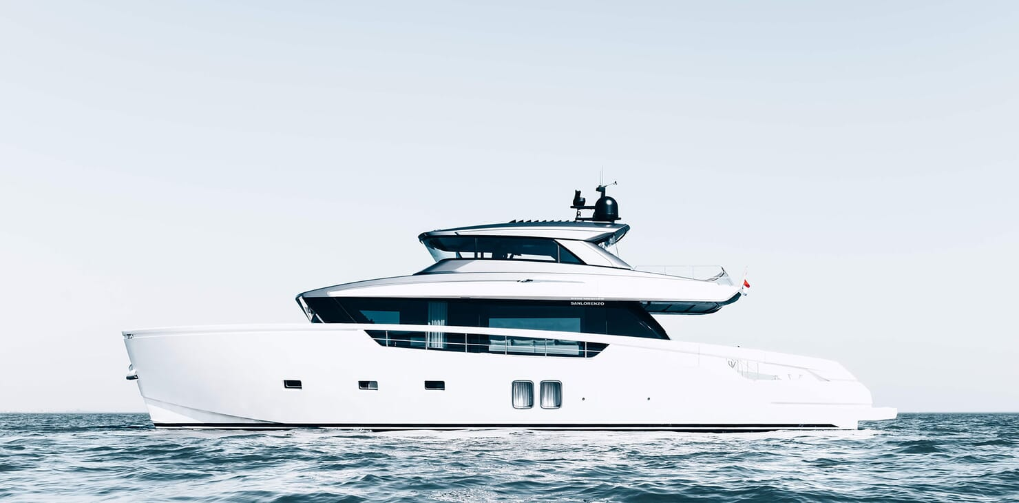 Motor Yacht COCO DE MER Profile