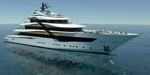 Motor Yacht Galileo