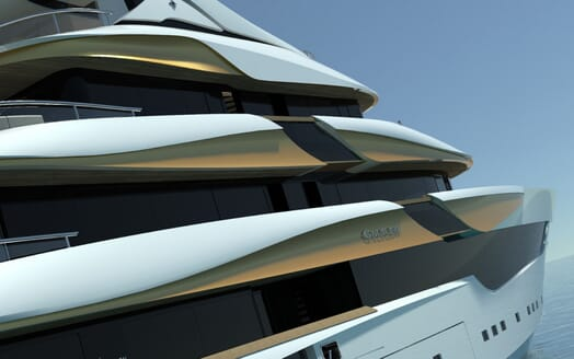 Motor Yacht Galileo exterior