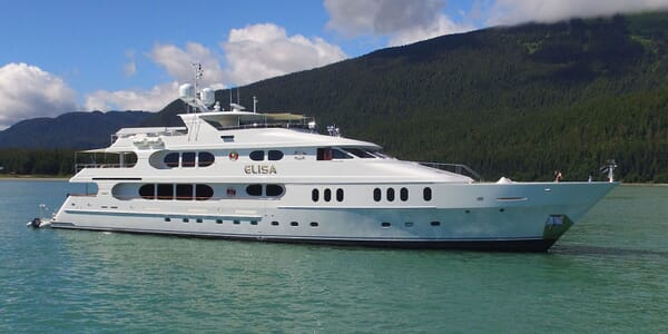 Motor Yacht ELISA Profile