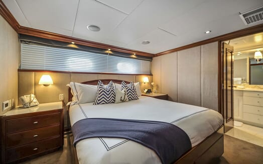Motor Yacht ELISA Double Guest Stateroom