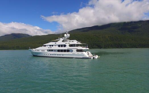 Motor Yacht ELISA Exterior View