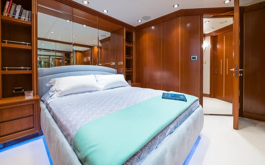 Motor Yacht Andrea Guest Double Stateroom