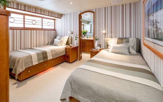 Motor Yacht Daydream Armchairs