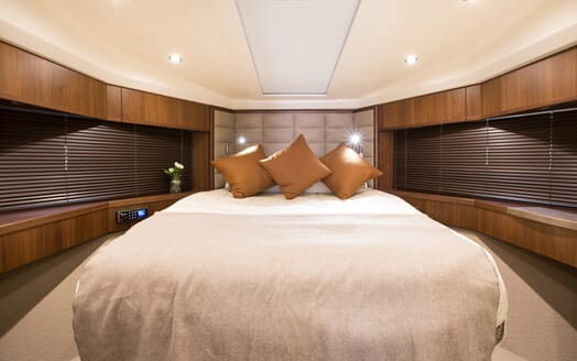 Motor Yacht Mio Barco Guest Stateroom