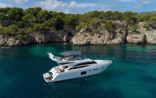 Motor Yacht Mio Barco Exterior