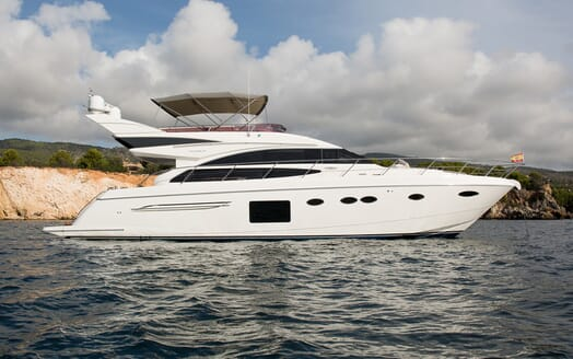 Motor Yacht Mio Barco Profile