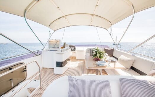 Motor Yacht Mio Barco Sundeck