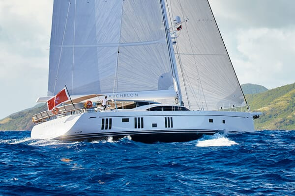 Sailing Yacht ARCHELON profile