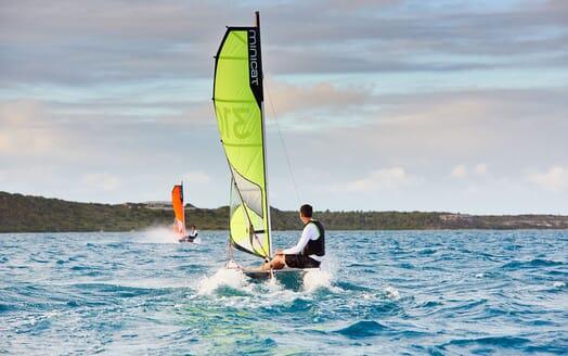 Sailing Yacht ARCHELON Minicat Sailing