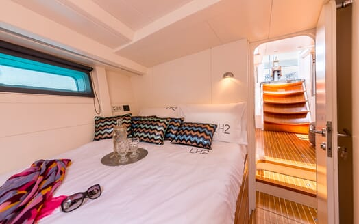 Sailing Yacht LH2 Stateroom