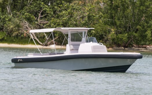 Motor Yacht Yellowfin