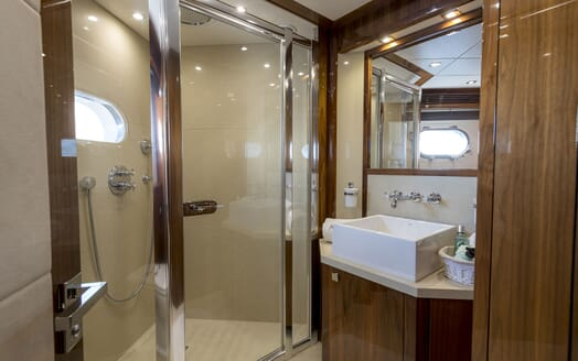Motor Yacht ANYA Double Guest Stateroom