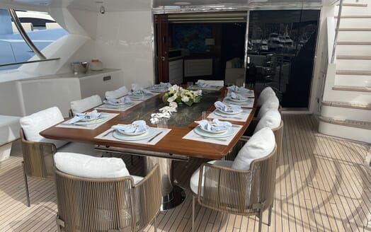Motor Yacht ANYA Twin Guest Stateroom