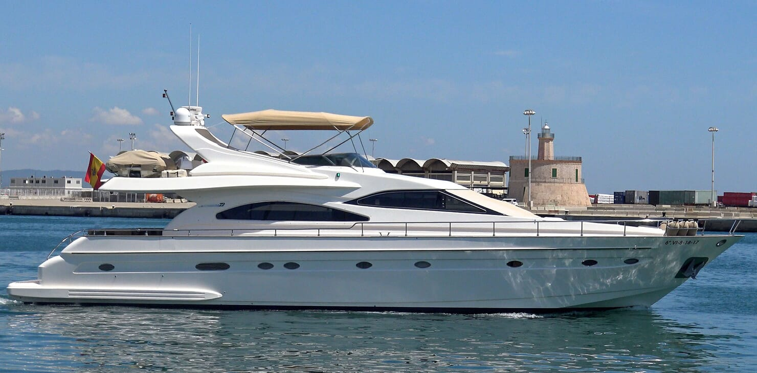 Motor Yacht KITTY KAT Profile