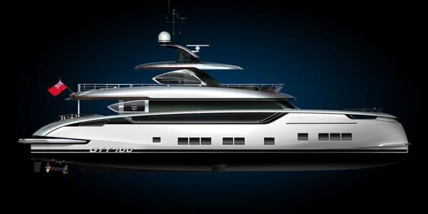 Motor Yacht Dynamiq 100 Profile
